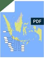 PEta Indonesia Propinsi English