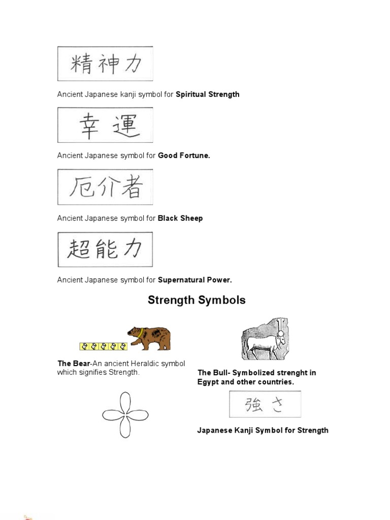 Japanese symbol for love and strength images symbols and meanings ancient japanese kanji symbol for spiritual strength wicca goddess biocorpaavc biocorpaavc Image collections
