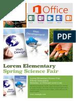 School Poster Big