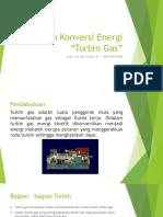 Mesin Konversi Energi - Turbin Gas