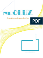 Catalogo de Producto Neoluz Para Imweb
