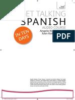 Howkins a., Kattan-Ibarra J. - Get Talking Spanish in Ten Days (Teach Yourself) - 2012