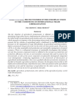 Agricultural Protectionism of the European Union i