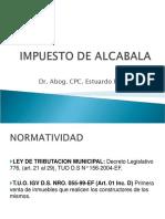 ALCABALA (1)