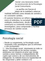 Expo de Psicologia Social