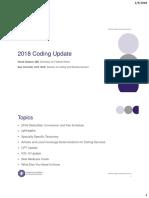 aao 2018 coding update