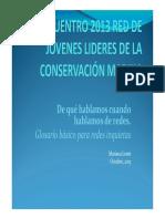 1. Glosario Básico Para Redes Inquietas 1-10-13 ML