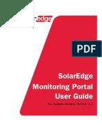 Solaredge Monitoring Portal User Guide