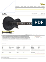EC-407 - The ESP Guitar Company
