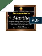 Martha Maaaamii