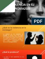 violencia en adolescencia