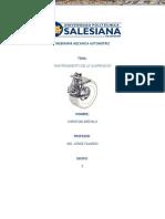 Manual Mecanica Automotriz Mantenimiento de La Suspension