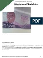 Propone Demédicis eliminar el Mando Único - El Sol de Cuernavaca.pdf