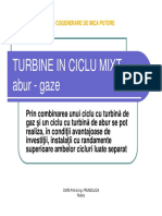 Curs 4.1 CMP Turbine Abur - Gaze 2017