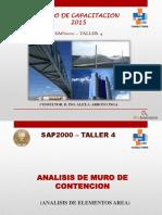 SAP2000-TALLER4