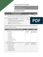 Caso de Estudio 3 Documentación de Requisitos Declaración de Alcance y Edt