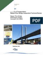 Nipigon Bridge Full Report