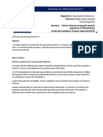 Protocolos de Comunicacion Para PLC's