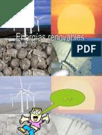 Energías Renovables - Recursos Energéticos
