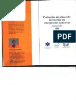 12. Protocolos de Actuación II