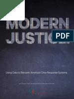 Modern Justice
