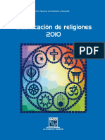 Clasificacion de Religiones