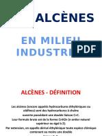 Les Alcéne en Milieu Industriel 2