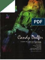 Miyuki Fujino - Candy Dulfer Master Book (Eb)