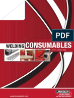 Welding Consumables 10 - Lincoln Electric