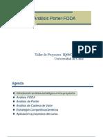 Analisis Porter y FODA 2010