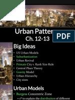 chapter 12 13 urban patterns