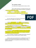 Complejo Arquetipo y Símbolo