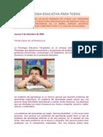 Psicologia Educativa Para Todos