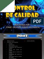 Control de Calidad Total