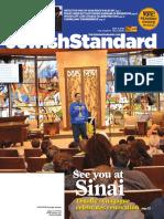 Jewish Standard, May 4, 2018