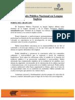La Rioja Traductorado Público Nacional en Lengua Inglesa1