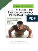 Manual de Entrenamiento Personalizado