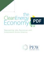 Clean Energy Economy