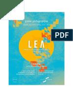 Guide Pedagogique Lea 2015-2016