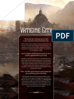 Vaticine City Preview