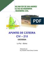Texto Geodesia (II 2014)_ver A