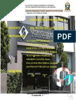 IV Unidad Instrumentos Financieros de La Ley Del Sistema Financiero Lectura