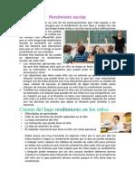 Rendimiento Escolar.blog