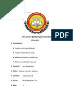 Informe Carretera Matagalpa-jinotega Km 140-145