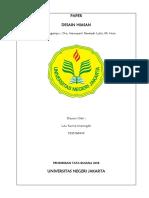 Paper Desain Hiasan