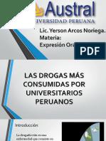 Diapositivas Consumo de Drogas Nicanor