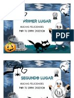 Diploma Halloween