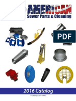 Sewer Parts - American Sewer Parts 2016