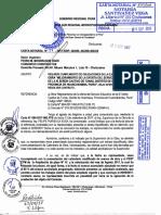 Carta Notarial Nº 37-2017