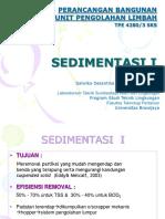 Sedimentasi i